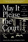 May It Please the Court . . ., Peter H. Irons, 1565840461