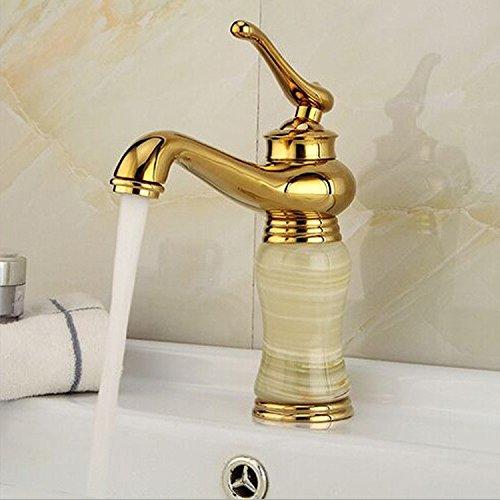 35 LHbox Basin Mixer Tap Bathroom Sink Faucet The golden basin Faucet 67