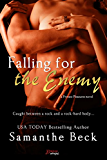 Falling for the Enemy (Entangled Brazen) (Private Pleasures)