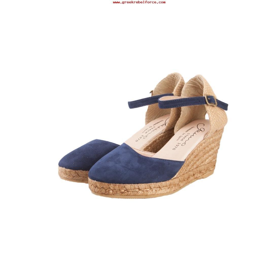 f3876f870ce Gaimo Women's OBI.2595P Espadrilles Blue Size: 6.5: Amazon.co.uk ...