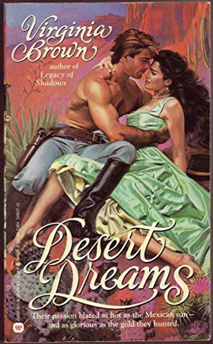book cover of Desert Dreams