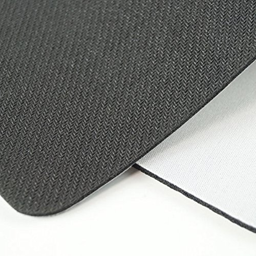 Chic Gaming Office Mouse Pad, ZYCCW Customized American Flag Cloth Surface  Natural Rubber Desk Mouse