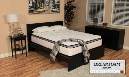 Dreamfoam Bedding Ultimate Dreams Pocketed Coil Ultra Plush