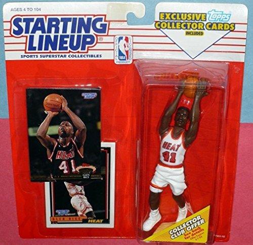 1993 NBA Starting Lineup - Glen Rice - Miami Heat