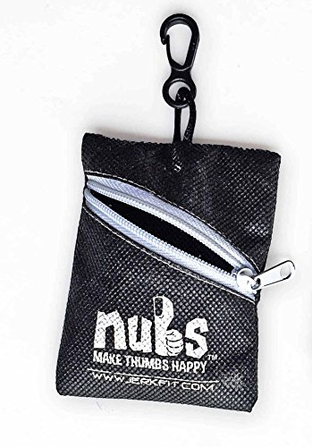 Nubs Sack! to hold NUBS thumb protectors for