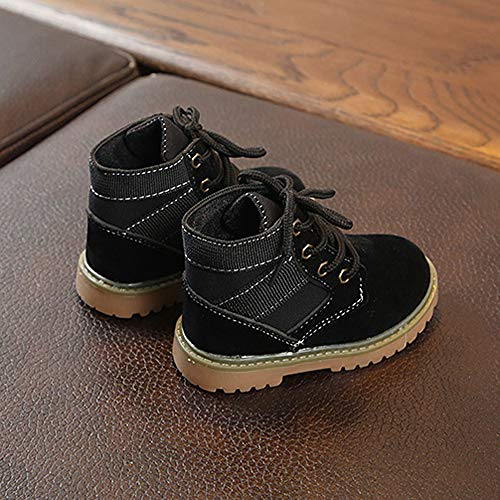 Botines Zapatos Negro Bebe Ashop Zapatillas Niña De Invierno Rojas Bebé Planos t6qBZT