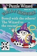 World of Crosswords No. 48 (Volume 48) Paperback