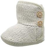 UGG I PURL Boot, Ivory, 1 M US Infant