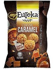 myEureka Classic Caramel Gourmet Popcorn, 80 g