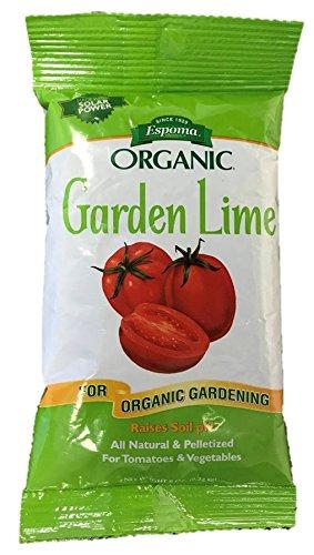 Lime Tomatoes - Burpee Organic Granular Garden Lime, 8 oz 8 oz