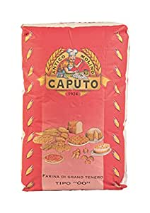 Amazon.com : Caputo Rinforzato 00 Flour 55 Lb Bag