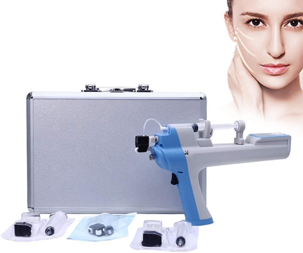 HHYGR Inyección de Agua Mesoterapia Pistola para Cara Cuerpo Rejuvenecimiento de Piel para Los Eliminación de Arrugas Mejora de la Tez Apretando Levantamiento Piel Belleza