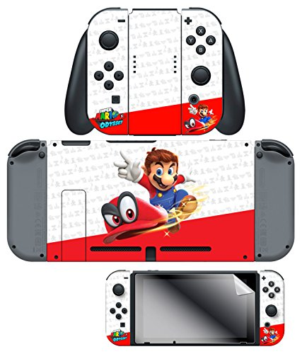 Skin & Screen Protector Super Mario