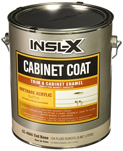 Trim Tint Base - INSL-X PRODUCTS  CC4560092-01 Gallon Satin Tint Cab Enamel