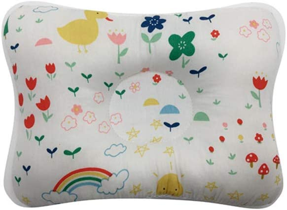 Duckling Baby Pillow Baby Pillows for Sleeping Newborn Head Protection Cushion Four Seasons Available
