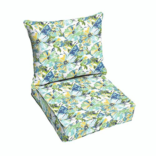 - Mozaic AZPC8201 Swavelle Indoor/Outdoor Deep Seating Corded Pillow and Cushion Set, 23