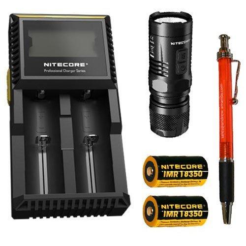 Amazon.com: NITECORE EC11 linterna 900 lúmenes XM-L2 (U2 ...