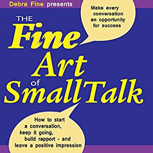 The Fine Art of Small Talk Hörbuch