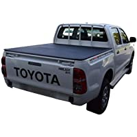 ClipOn Ute/Tonneau Cover for Toyota Hilux J-Deck (Apr 2005 to Sept 2015) Double Cab