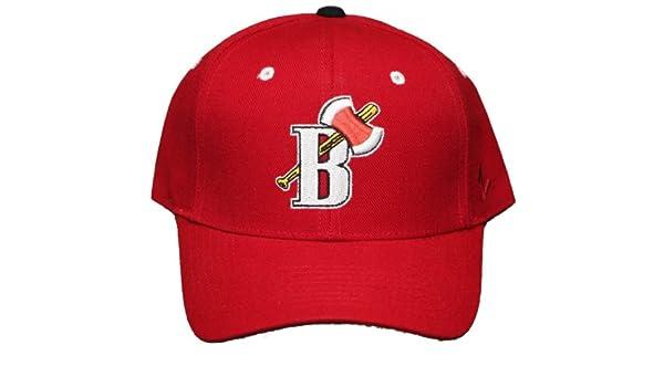 Nuevo. Bangor leñadores curva Bill Equipada sombrero bordado gorra ...