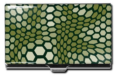 Acme Business Card Case - Acme Business Card Case Honeycomb - Arik Levy Accessory - AC-CAL01BC