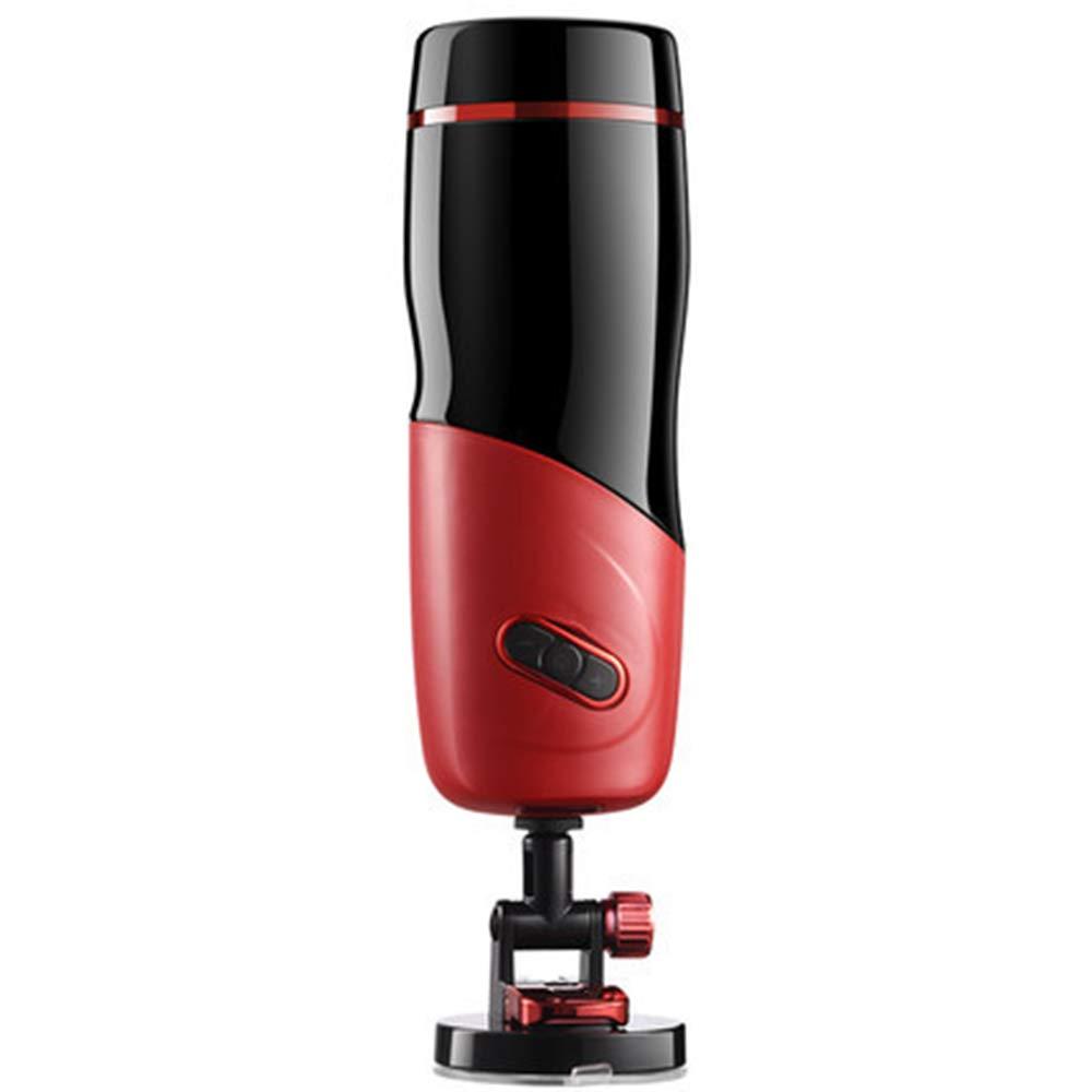 回転と伸縮電動男性オナニー玩具イージーラブテレスコピック自動セックスマシンオナニーカップセックスおもちゃ   B07J3J4Q7G