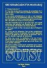 Sois!: Entretiens avec Sri Nisargadatta Maharaj (1978-1980) par Sri Nisargadatta Maharaj