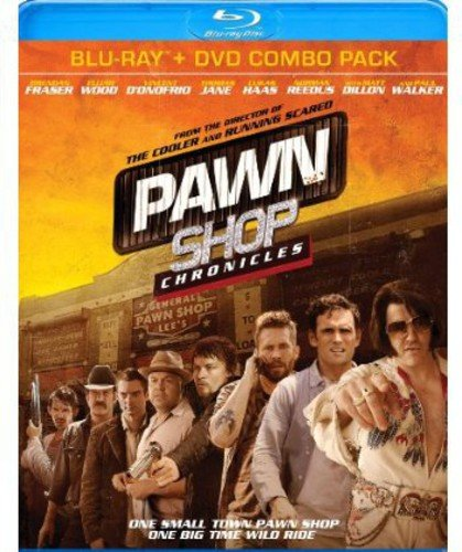 Blu-ray : Pawn Shop Chronicles (With DVD, 2 Disc)