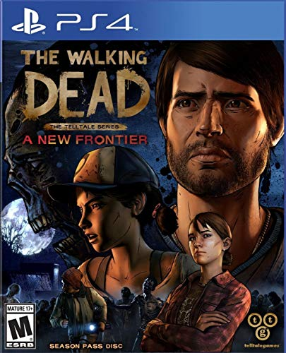 The Walking Dead: The Telltale Series A New Frontier - PlayStation 4 from Activision