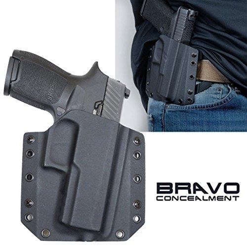 Bravo Concealment: Sig P320 Carry/Compact 9mm .40cal BCA Gun Holster