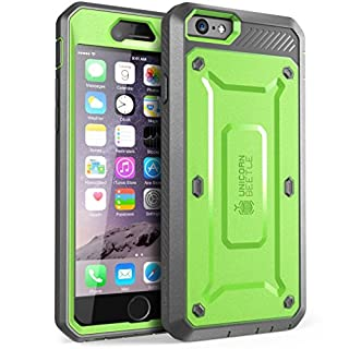size 40 e1768 885a0 SUPCASE [Unicorn Beetle Pro] Case Designed for iPhone 6S, with Built ...