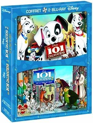 Les 101 Dalmatiens 101 Dalmatiens 2 Sur La Trace Amazon Com