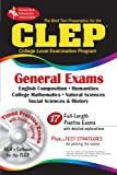 img - for CLEP General Exams w/ CD-ROM (CLEP Test Preparation) book / textbook / text book
