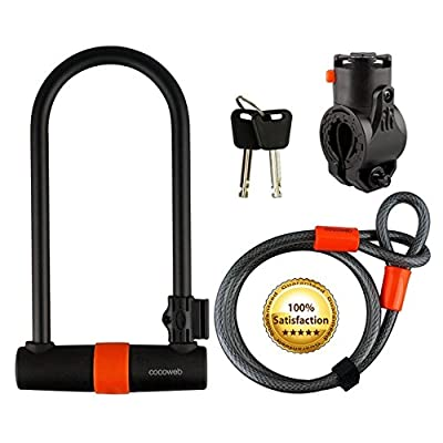 Cocoweb Heavy Duty Bike Locks