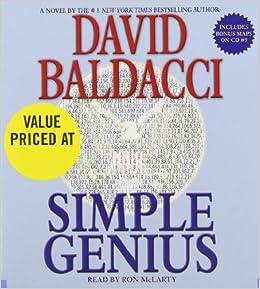 Simple Genius (King & Maxwell): Amazon.es: Baldacci, David ...
