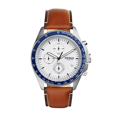 Mens Fossil Sport 54 Chronograph Watch CH3029