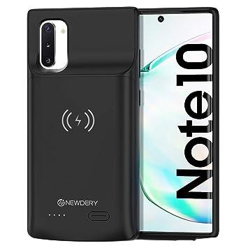 NEWDERY Cover Batería para Galaxy Note 10, iPosible 5200mAh ...