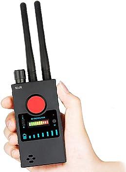 Detector De Cámara Oculta Anti Antena Doble, Señal De RF ...