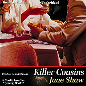 Killer Cousins Audiobook