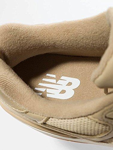New Balance 597, Scarpe da Ginnastica Basse Uomo Beige