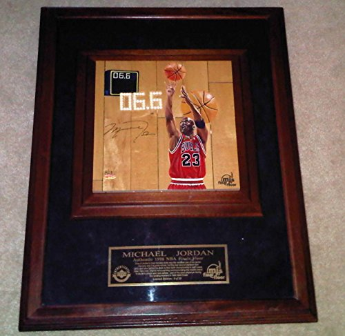 Michael-Jordan-Game-Used-Signed-Chicago-Bulls-Basketball-Finals-Floor-823-Upper-Deck-Certified-Autographed-Game-Used-NBA-Items