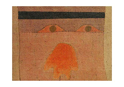 Spiffing Prints Paul Klee - Arab Song - Small - Semi Gloss - Unframed