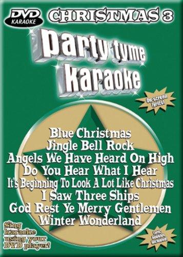 Party Tyme Karaoke DVD Christmas, Vol. (Vol 3 Karaoke Dvd)