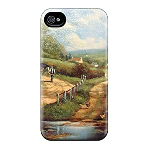Quality CaroleSignorile Cases Covers With Summer In The Country Nice Appearance Compatible With Iphone 6