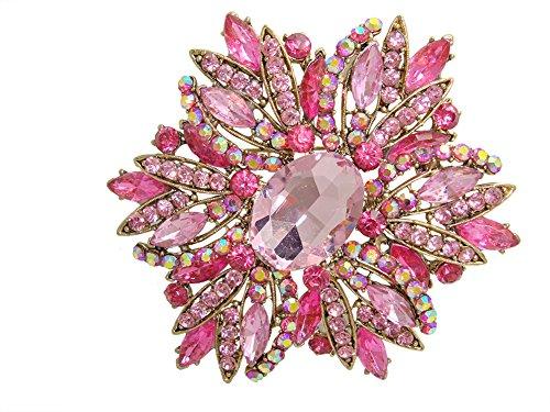 Large Pin Brooch - TTjewelry 3.82
