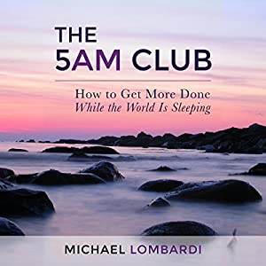 The 5 AM Club Audiobook