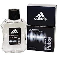 Adidas Adidas Dynamic Pulse Eau De Toilette Spray 3.4 Oz, 100 milliliters