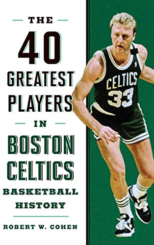 40 Greatest Players in Boston Celtics Basketball History