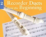 img - for Recorder Duets from the Beginning - Book 2 book / textbook / text book