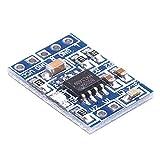 Semoic HXJ8002 Mini Audio Amplifier Module Audio Amplifier Module Single Channel 3W/DC2.0~5.5V